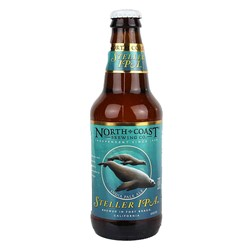 Bild von North Coast Brewery - STELLER IPA - USA - 0,33l