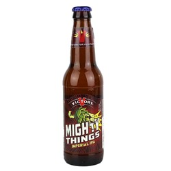 Bild von Victory - MIGHTY THINGS - IMPERIAL IPA - USA 0,355l