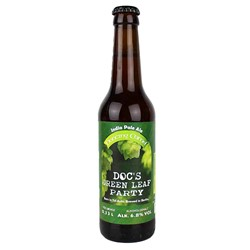 Bild von The Dancing Camel - DOCs GREEN LEAF PARTY IPA - 0,33l