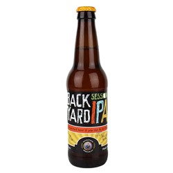 Bild von Saugatuck - BACK YARD - SESSION IPA - USA 0,355l (*)