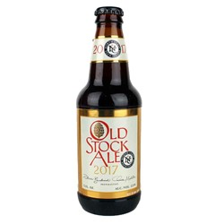 Bild von North Coast Brewery - OLD STOCK ALE 2017 - USA - 0,33l