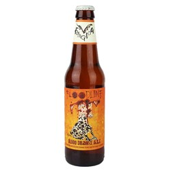 Bild von Flying Dog - BLOODLINE BLOOD ORANGE ALE  - USA - 0,33l ( MHD 17. April 2019)