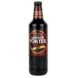 Bild von Fullers LONDON PORTER - UK - 0,5l