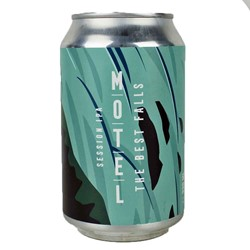 Bild von Motel Beer - THE BEST FALLS - SESSION IPA - DOSE 0,33l