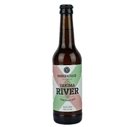 Bild von Hanscraft & Co - YAKIMA RIVER - DDH PALE ALE - 0,33l