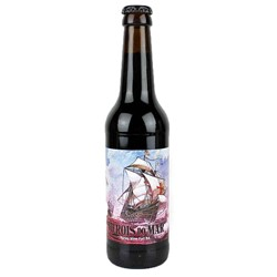 Bild von Buddelship Hamburg - HEROIS DO MAR - BARLEY WINE PORT BA - 0,33l