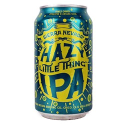 Bild von Sierra Nevada - LITTLE THING -  HAZY IPA -  - USA 0,35l DOSE