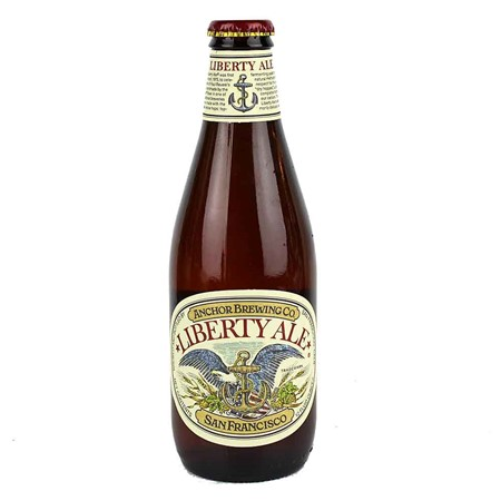 Bild von Anchor Beer - LIBERTY ALE - USA 0,355l