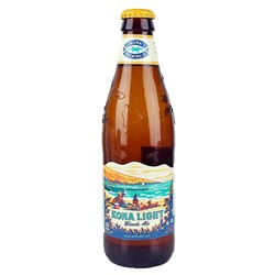 Bild von Kona Bier - KONA LIGHT -  BLONDE ALE - aus Hawaii 0,35l
