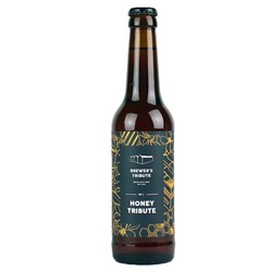 Bild von Brewer´s Tributs - HONEY TRIBUTE - aus Berlin 0,33l