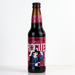 Bild von Rogue - SHAKESPEARE - OATMEAL STOUT - USA - 0,33l  (MHD 08. Juli 2019)