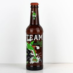 Bild von Steamworks Brewing - KILLER CUCUMBER ALE - Kanada - 0,33l